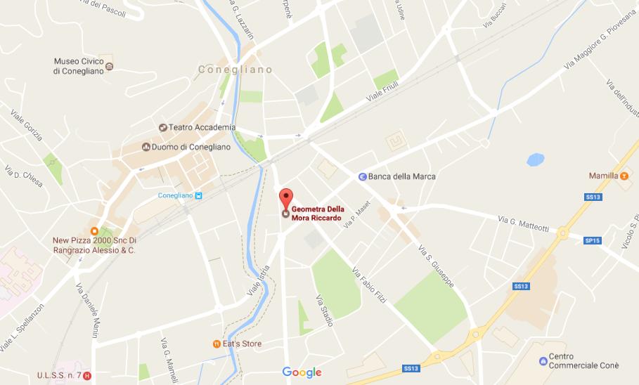 Edificio dove ha la sede Geometra Della Mora Riccardo